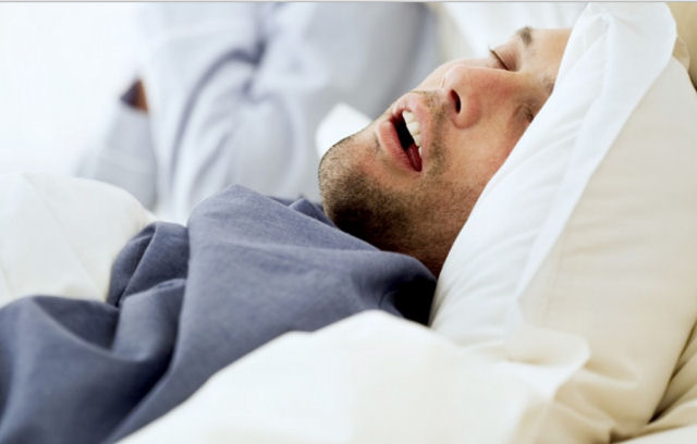 People with sleep apnea are likely to develop diabetes