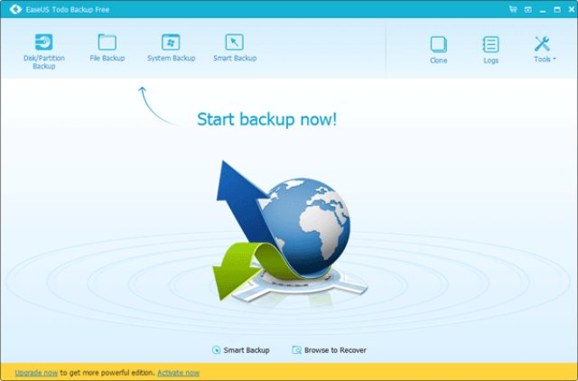 A free backup software can help you to migrate your whole computer