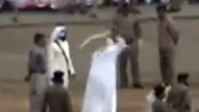Executions in Saudi Arabia