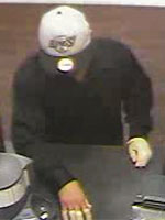 FBI Releases Photographs of a Bank Robbery Yesterday in Coral Springs
