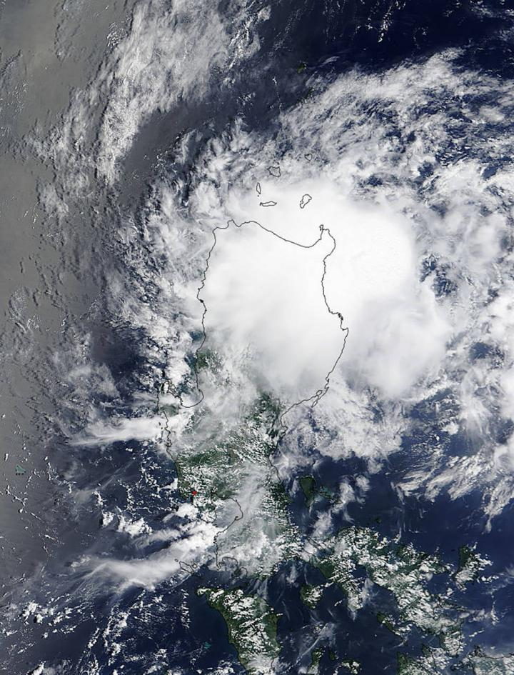 Tropical Storm 12W