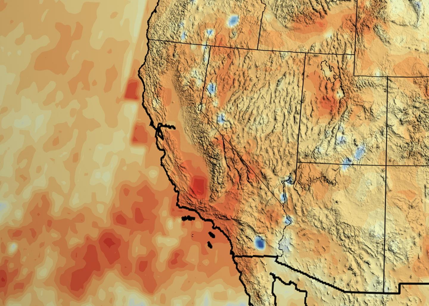 California 'rain debt' equal to average full year of precipitation