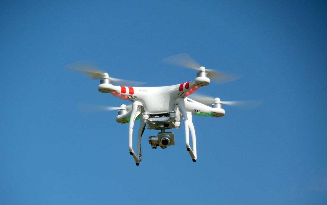 5 ways to use drones for aerial photography