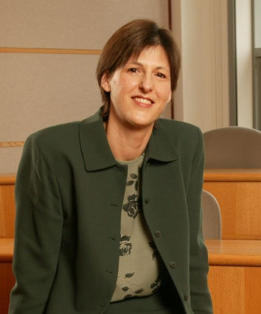 Joanne Oxley is the McCutcheon Professor in International Business and Professor of Strategic Management at the University of Toronto's Rotman School of Management. Credit: Rotman School