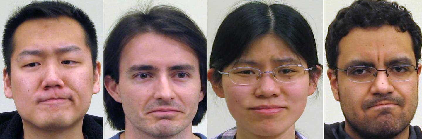 Researchers have identified a single, universal facial expression that is interpreted across many cultures as the embodiment of negative emotion. The look proved identical for native speakers of English, Spanish, Mandarin Chinese and American Sign Language (ASL). Credit: Image courtesy of The Ohio State University.