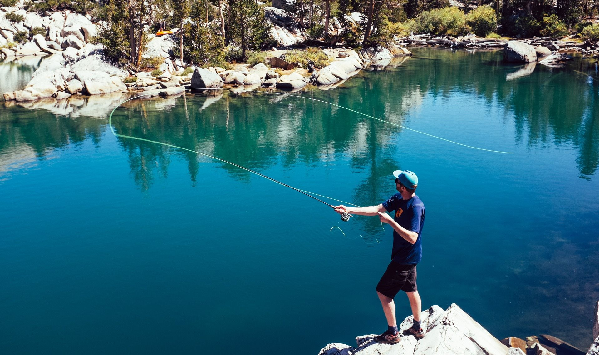 4 Important Health Benefits of Fishing
