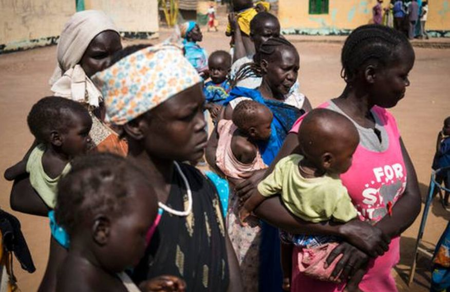 'Horrible attack' in South Sudan town sends thousands fleeing across border