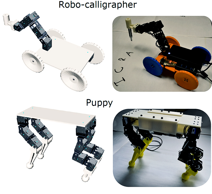 This tool lets you make your own robot 'puppy'