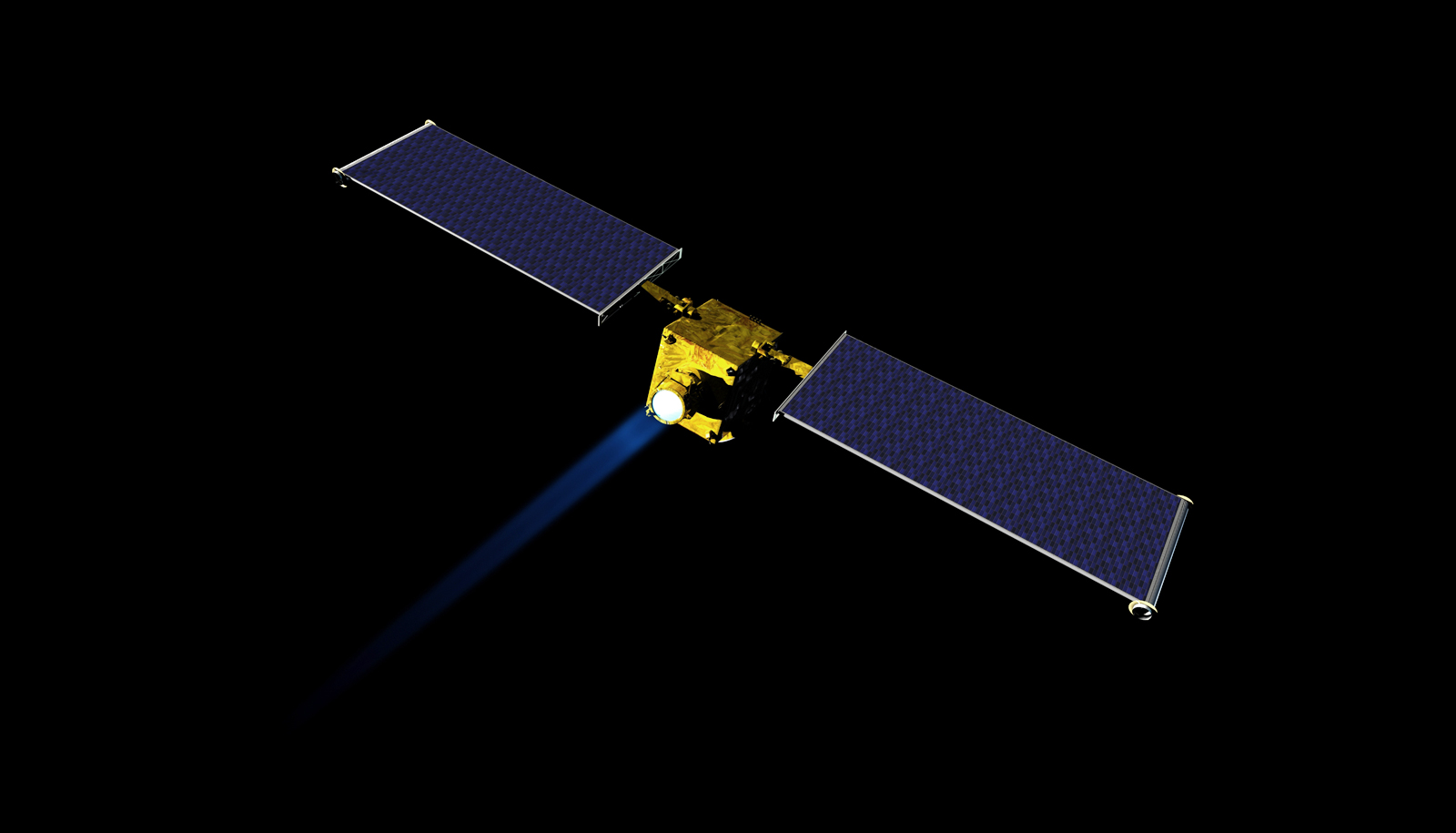 NASA's double asteroid redirection test spacecraft