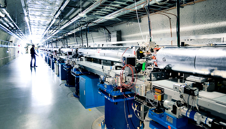 The Linac Coherent Light Source