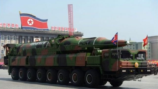 Latest ballistic missile launch by DPR Korea a 'dangerous escalation of the situation'