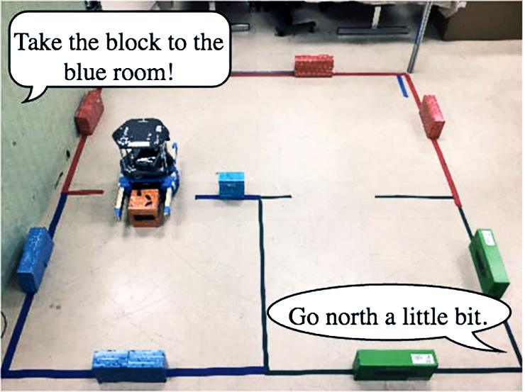 robots learning to understand spoken instructions