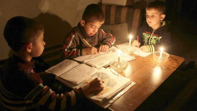 Gaza electricity crisis worse than aftermath of war