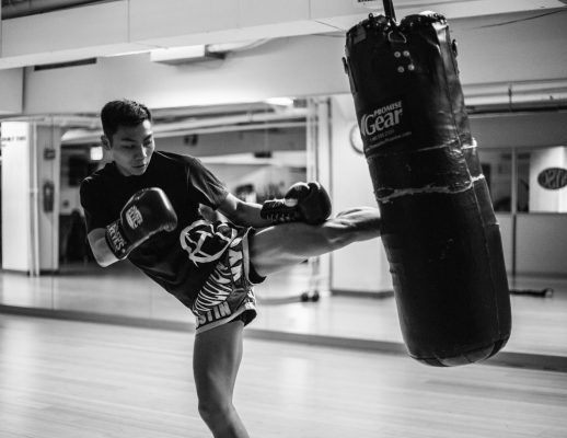 The most efficient way by Muay Thai camp in Thailand for weight loss