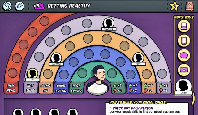 Videogame teaches young teens about sexual health