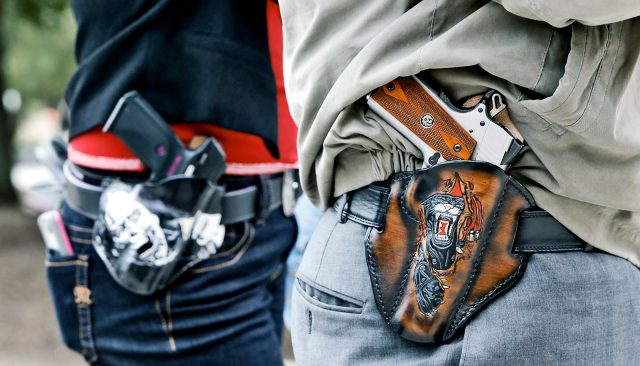 3 million Americans carry a loaded handgun daily