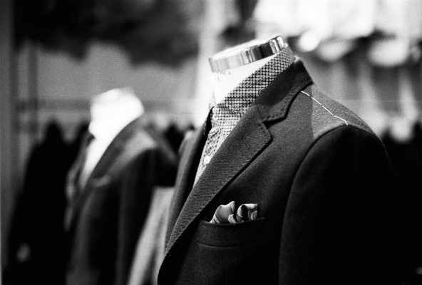 Your ultimate guide to ordering a bespoke suit