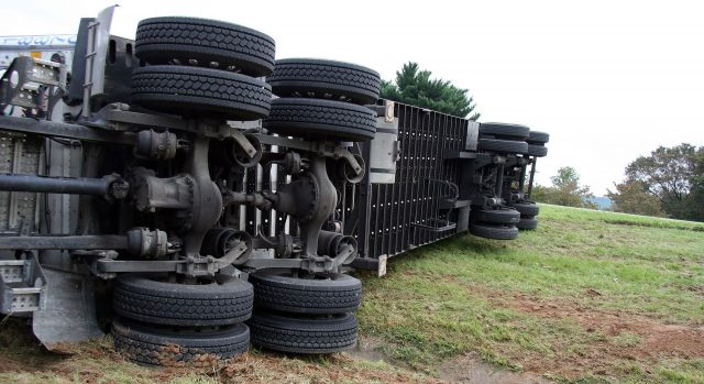 The most common causes of truck accidents revealed