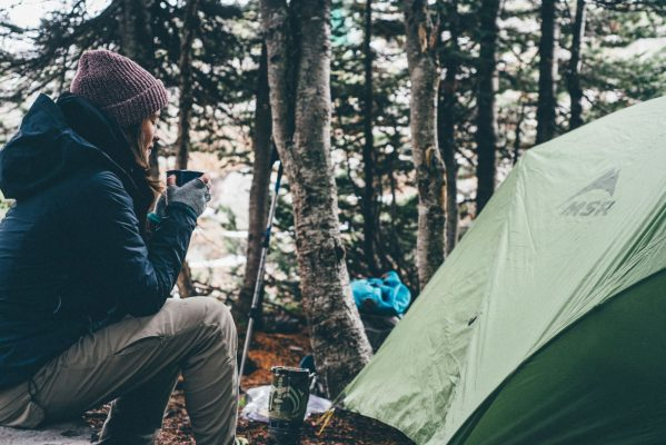 Top 3 camping spots in the United Kingdom