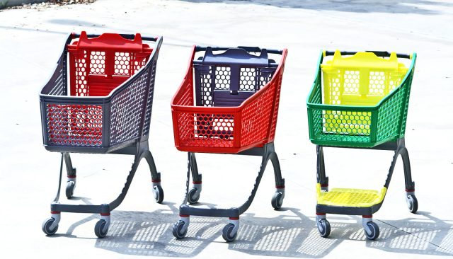 Most shoppers go to 6 grocery stores. You?