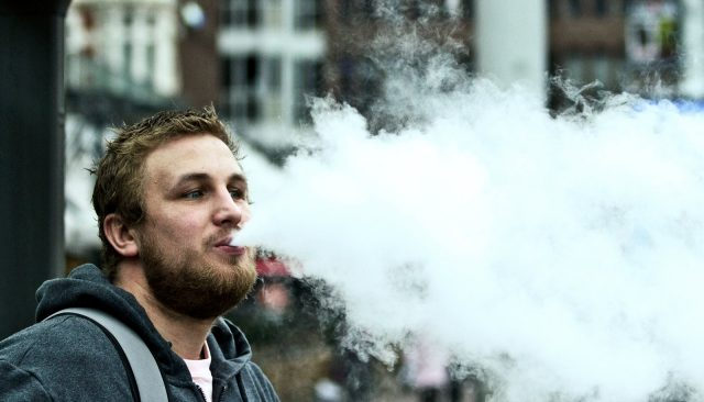 Vaping may pull lead and other metals into your lungs