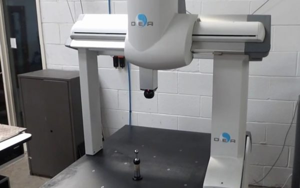 Save money by buying used coordinate measuring machines