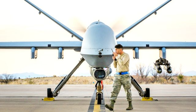 Next-gen drones will enable cheap, credible threats