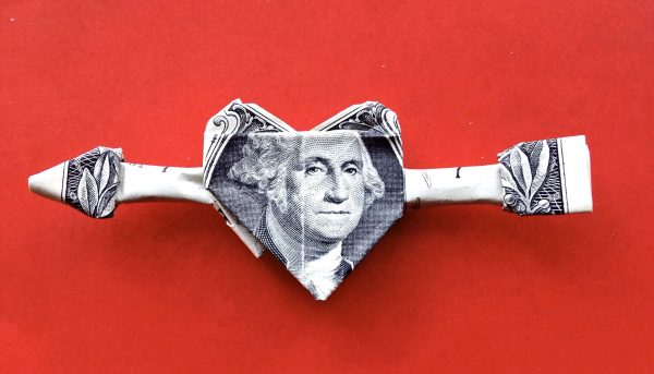 Even in young love, money matters for your well-being
