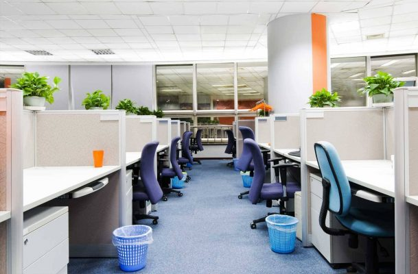 5 reasons to arrange professional office cleaning