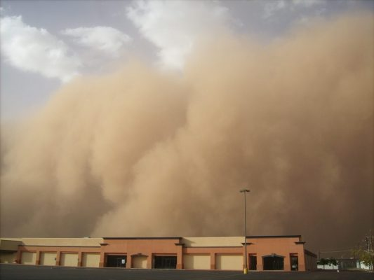 How deadly are dust storms?
