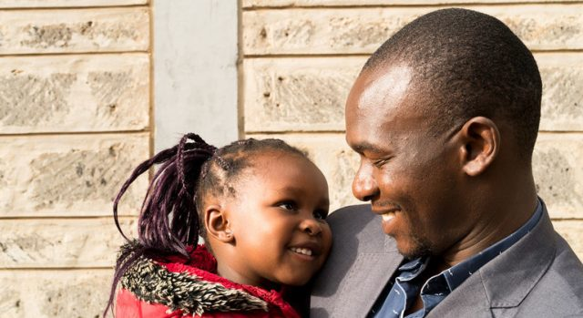 UNICEF urges all countries to provide 'Super Dads' with paid leave