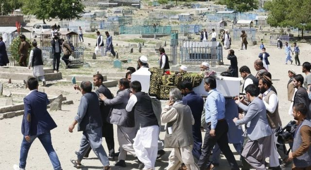 Civilian deaths in Afghanistan hit record high – UN