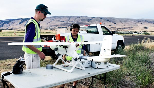 'Twitter for aircraft' keeps drones from getting lost