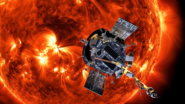 How NASA will shield its solar probe from crazy heat